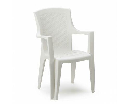 Кресло Eden белое - Фото №1