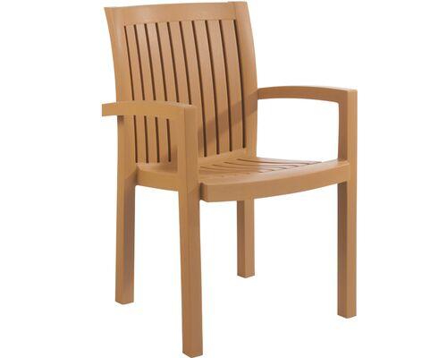 Кресло пластиковое Нета тик 13 - Фото №1