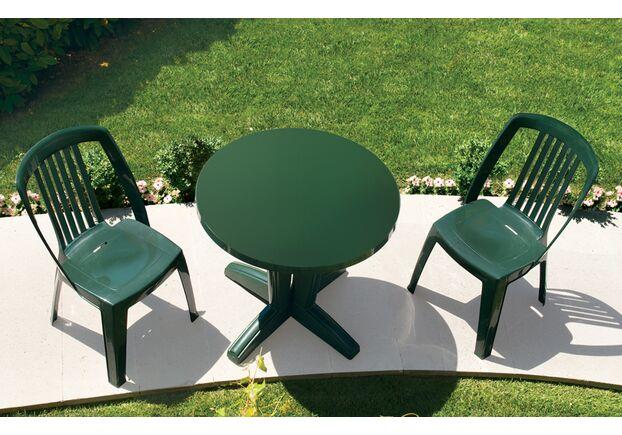 Кресло для сада Фавори зеленое 05 - Фото №2