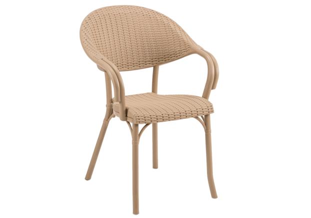 Кресло Flash-R кофейное - Фото №1