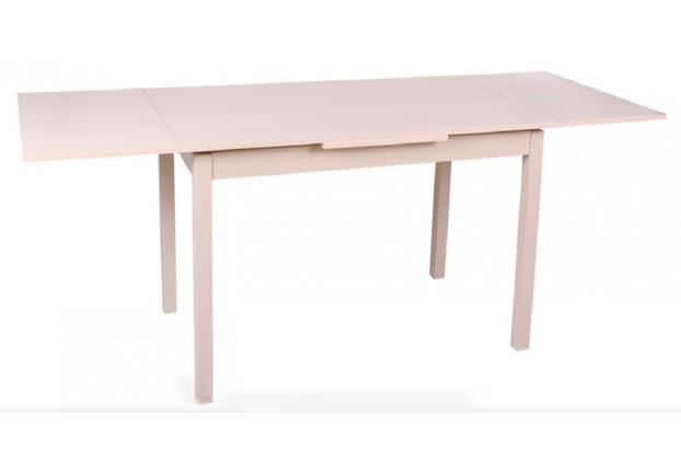 Стол обеденный Жанет 2 белый 110(147/184)*70 см - Фото №2