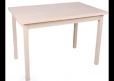 Фото Стол обеденный Жанет 2 белый 110(147/184)*70 см