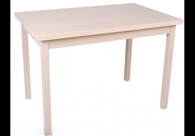 Стол обеденный Жанет 2 белый 110(147/184)*70 см - Фото №1