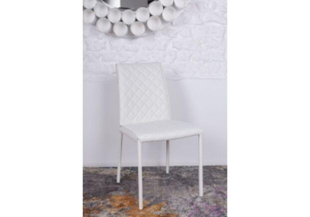 Стул DRESDEN (46*60*90 cm) белый - Фото №1