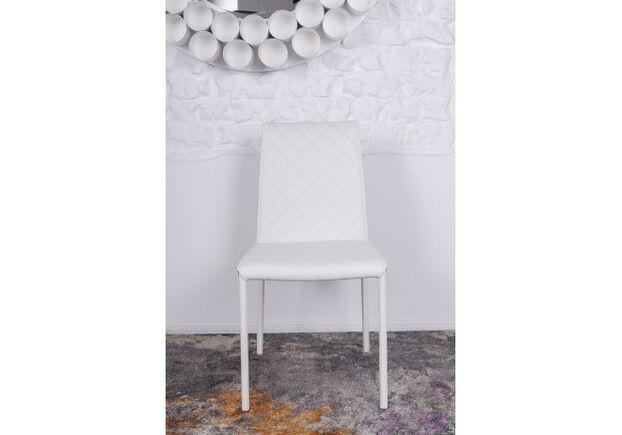 Стул DRESDEN (46*60*90 cm) белый - Фото №2