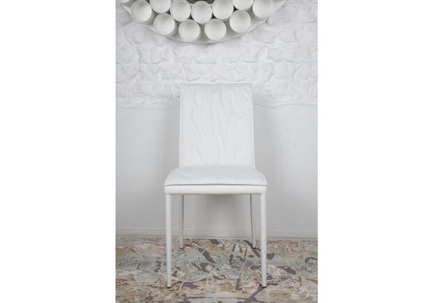 Стул NAVARRA (45*60*89 cm) белый - Фото №2