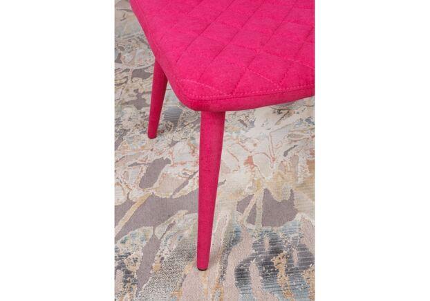 Стул VALENCIA (60*51*88 cm - текстиль) фуксия - Фото №2