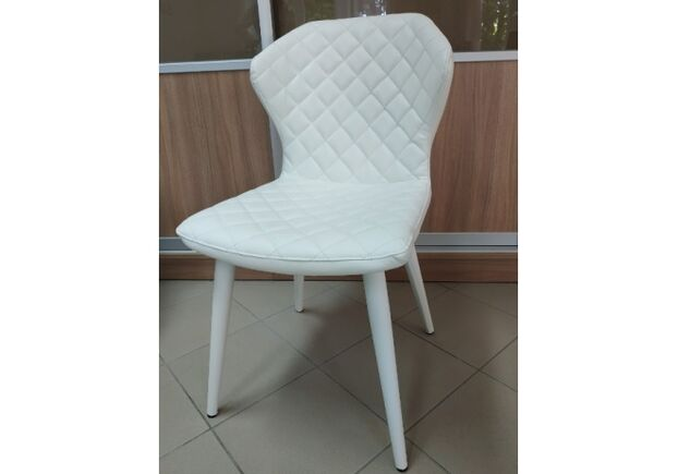 Стул VALENCIA (60*51*88 cm) белый - Фото №2