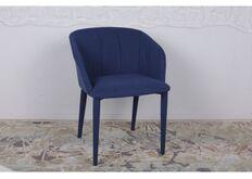 Фото Стул VERA (60*59*75 cm - текстиль) синий