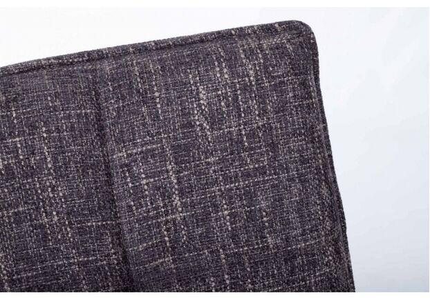 Стул поворотный MADRID (56*44*85 cm - текстиль)  рогожка кофе-мокко - Фото №2