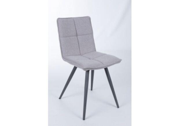 Стул поворотный MADRID (56*44*85 cm - текстиль)  рогожка светло-серый - Фото №1