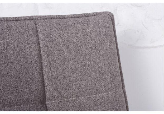 Стул поворотный MADRID (56*44*85 cm - текстиль) светло-кофейный - Фото №2