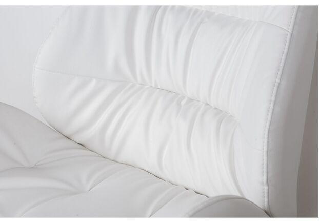 Стул поворотный TENERIFE (60*55*89 cm) белый - Фото №2