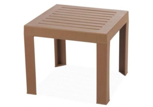 Стол для шезлонга SUDA тик 13 - Фото №1