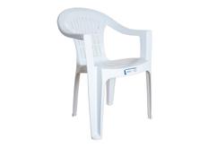 Фото Кресло пластиковое Bahar EKO белое