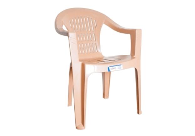 Кресло пластиковое Bahar EKO тик - Фото №1