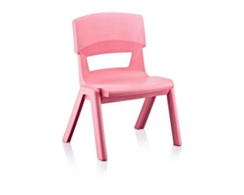 Стул детский Jumbo №1 розовый - Фото №1