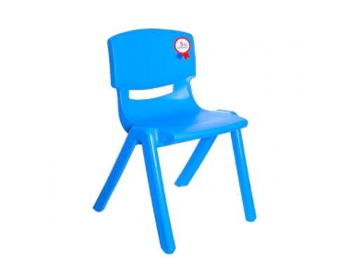 Стул детский Jumbo №2 синий - Фото №1