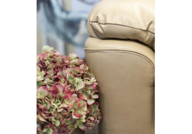 Кресло Монако 2709 B 8817-65 латте из натуральной кожи - Фото №2