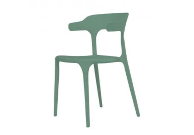 Стул пластиковый LUCKY (Лакки) зеленая мята - Фото №1