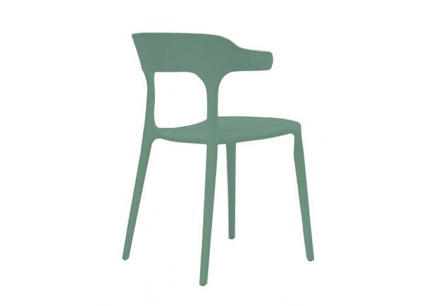 Стул пластиковый LUCKY (Лакки) зеленая мята - Фото №2