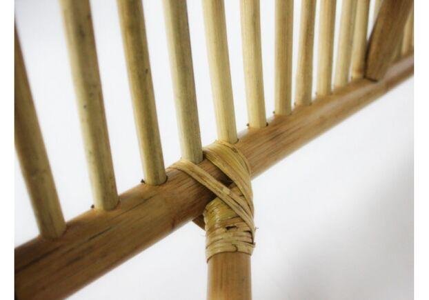 Фото 2 Кофейный столик Амелия из натурального ротанга