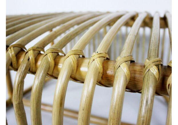Фото 3 Кофейный столик Амелия из натурального ротанга