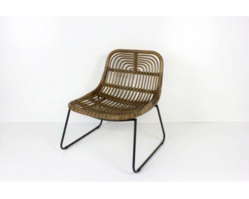 Кресло Конни из натурального ротанга - Фото №1