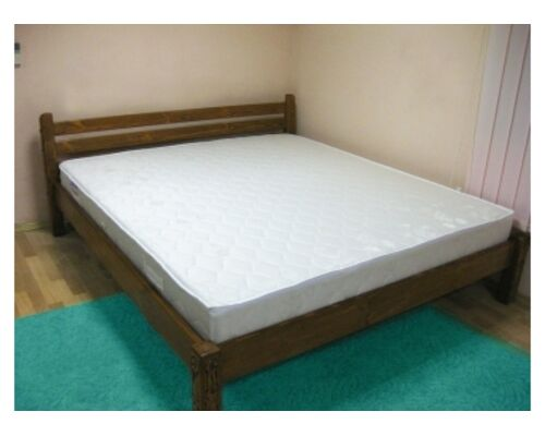 """Двуспальная кровать из массива """"Ирель"""" 1600*2000 мм - Фото №1"""