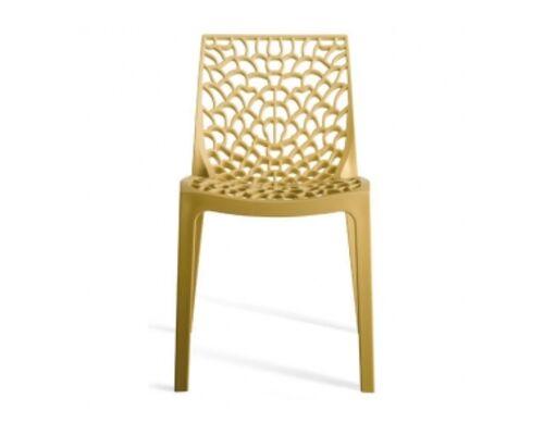 Пластиковый стул GRUVYER AVORIO (Грувер Аворио) - Фото №1