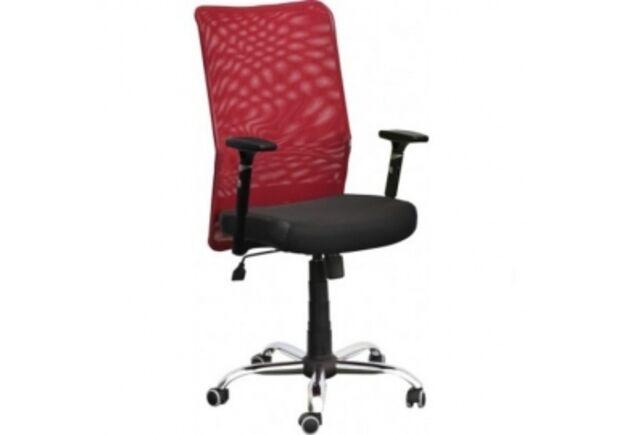 Кресло Аэро Люкс сиденье Сетка черная, Неаполь N-20/спинка Сетка - Фото №1