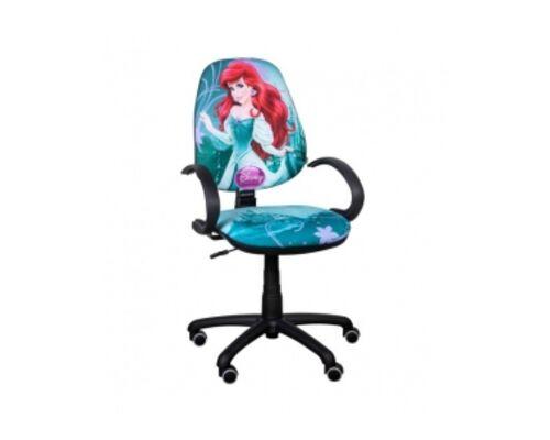 Кресло Поло 50/АМФ-5 Дизайн Дисней Принцессы Ариель - Фото №1