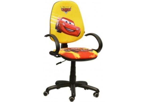 Кресло Поло 50/АМФ-5 Дизайн Дисней Тачки Молния и Мэтр - Фото №1
