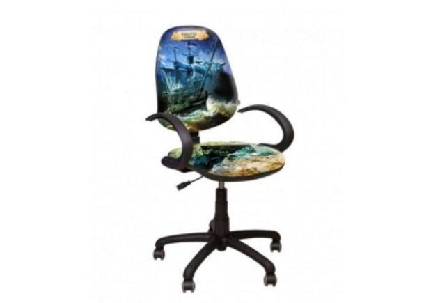 Кресло Поло 50/АМФ-5 Дизайн №1 Пираты - Фото №1