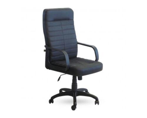 Кресло Ледли HB (механизм Tilt, нат.кожа Сплит) - Фото №1