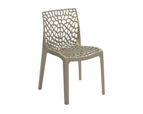 Пластиковый стул GRUVYER juta (Грувер джут) - Фото №1