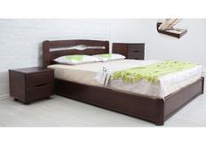 Кровать Каролина с подъемным механизмом 1.6 массив бука