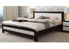 Двуспальная кровать АРТ-мебель Фортуна