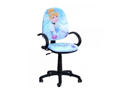 Кресло Поло 50/АМФ-5 Дизайн Дисней Принцессы Золушка - Фото №1