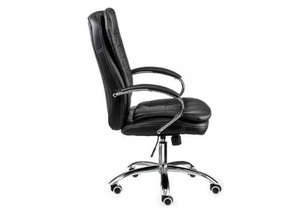 Кресло офисное Special4You Murano Dark черное - Фото №2