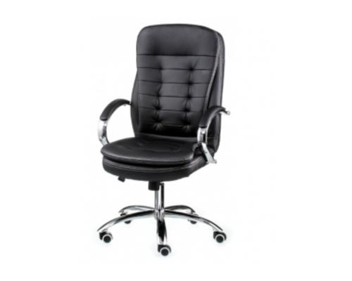 Кресло офисное Special4You Murano Dark черное - Фото №1