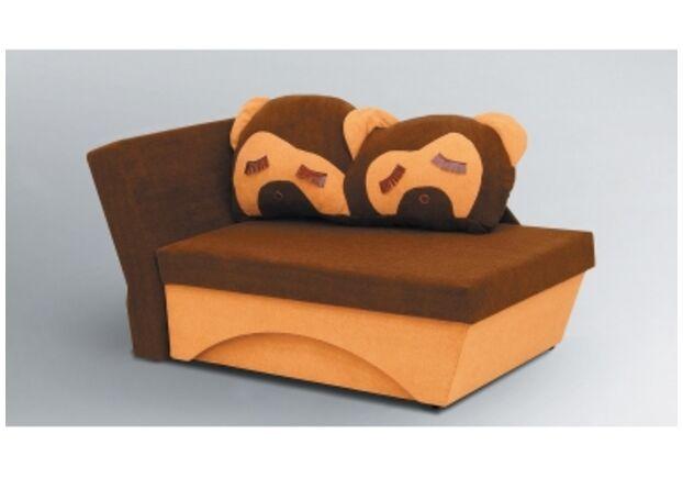 Детский раскладной диван Мишка ткань Астра (5 кат) - Фото №1