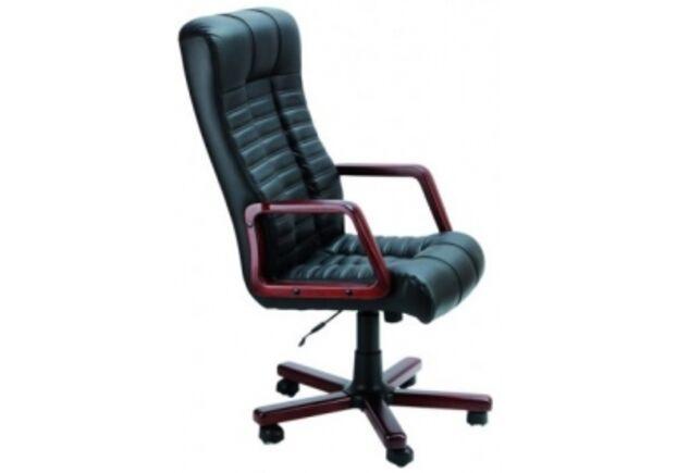 Кресло Атлантис EXTRA (механизм Tilt, нат.кожа Сплит) - Фото №1