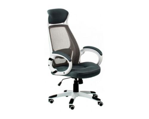 Кресло офисное с подголовником Special4You Briz grey  - Фото №1