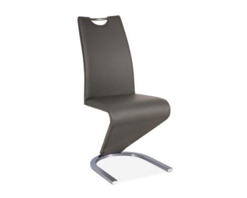 Кресло H-090 Signal сталь/графитовый - Фото №1