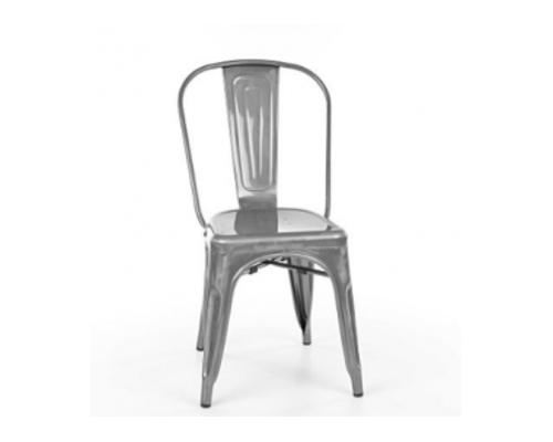 Кресло Loft Signal сталь  - Фото №1