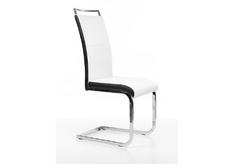 Кресло H-441 Signal хром/ белый с черным