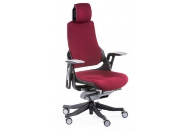 Кресло Special4You WAU BURGUNDY FABRIC - Фото №1