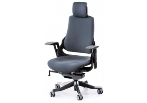 Кресло Special4You WAU SLATEGREY FABRIC - Фото №1