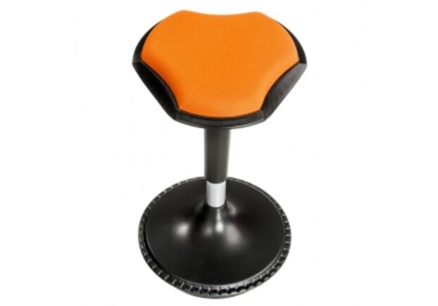 Стул Special4You SITOOL MANDARIN FABRIC ткань оранжевая - Фото №1